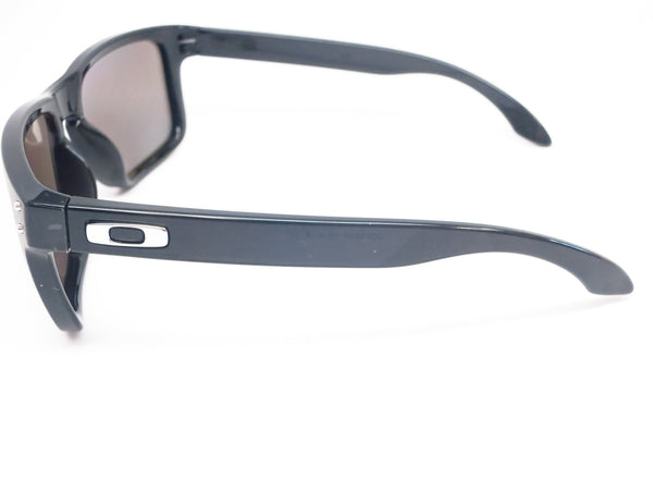 Oakley Holbrook OO9102-68 Black Ink Polarized Sunglasses - Eye Heart Shades - Oakley - Sunglasses - 5