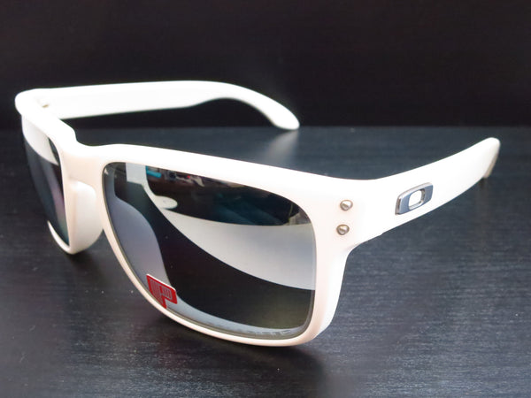 Oakley Holbrook OO9102-71 White Sunglasses - Eye Heart Shades - Oakley - Sunglasses - 1