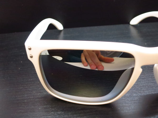 Oakley Holbrook OO9102-71 White Sunglasses - Eye Heart Shades - Oakley - Sunglasses - 4