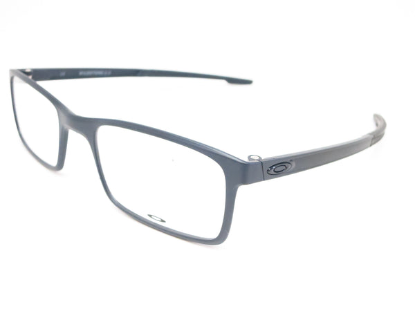 Oakley Milestone 2.0 OX8047-01 Satin Black Eyeglasses - Eye Heart Shades - Oakley - Eyeglasses - 1
