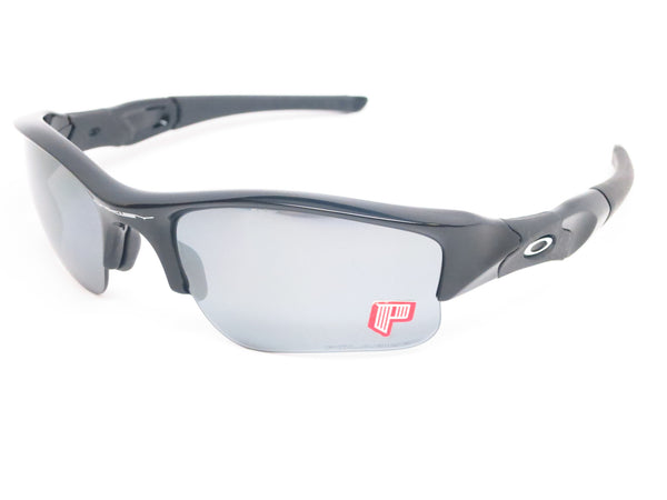 oakley sunglasses styles 6v2s  Oakley 12-903 Flak Jet Black Sunglasses
