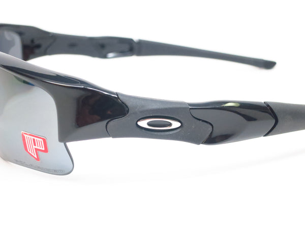 Oakley 12-903 Flak Jet Black Sunglasses - Eye Heart Shades - Oakley - Sunglasses - 4