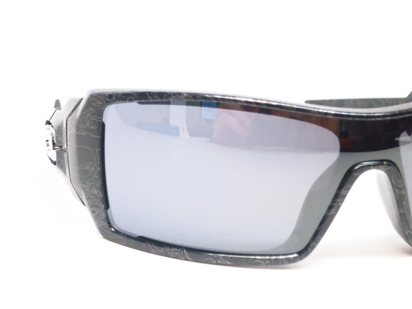 Oakley 24-058 Oil Rig Polished Black Sunglasses - Eye Heart Shades - Oakley - Sunglasses - 3