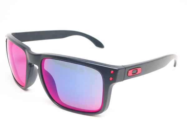Oakley OO9102-36 Holbrook Matte Black Sunglasses - Eye Heart Shades - Oakley - Sunglasses - 1