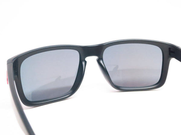 Oakley OO9102-36 Holbrook Matte Black Sunglasses - Eye Heart Shades - Oakley - Sunglasses - 9