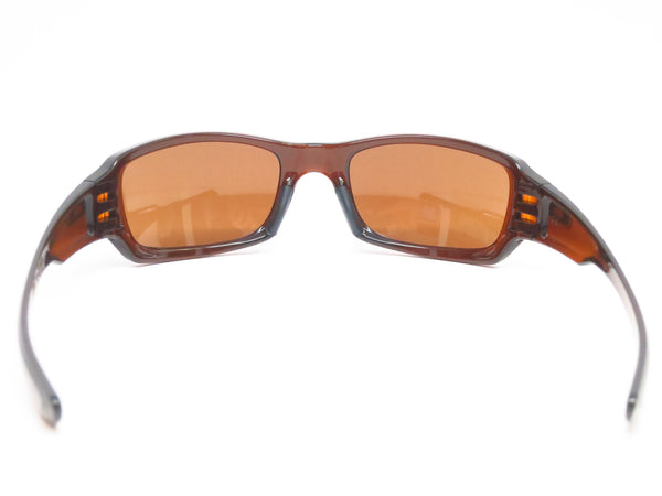 Oakley OO9238-07 Fives Squared Polished Rootbeer Sunglasses - Eye Heart Shades - Oakley - Sunglasses - 10