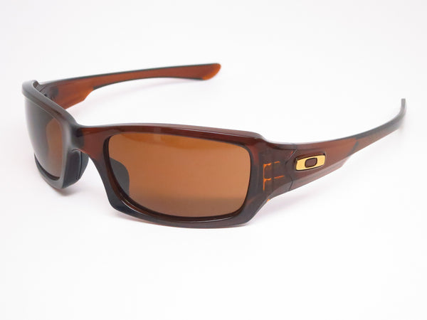 Oakley OO9238-07 Fives Squared Polished Rootbeer Sunglasses - Eye Heart Shades - Oakley - Sunglasses - 1