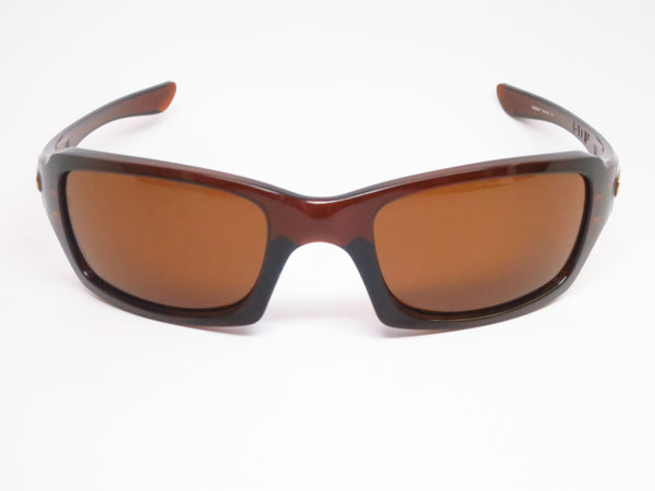 Oakley OO9238-07 Fives Squared Polished Rootbeer Sunglasses - Eye Heart Shades - Oakley - Sunglasses - 2