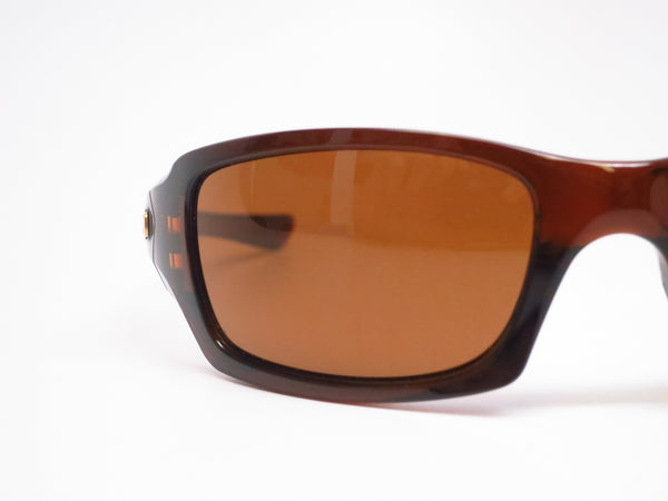 Oakley OO9238-07 Fives Squared Polished Rootbeer Sunglasses - Eye Heart Shades - Oakley - Sunglasses - 3