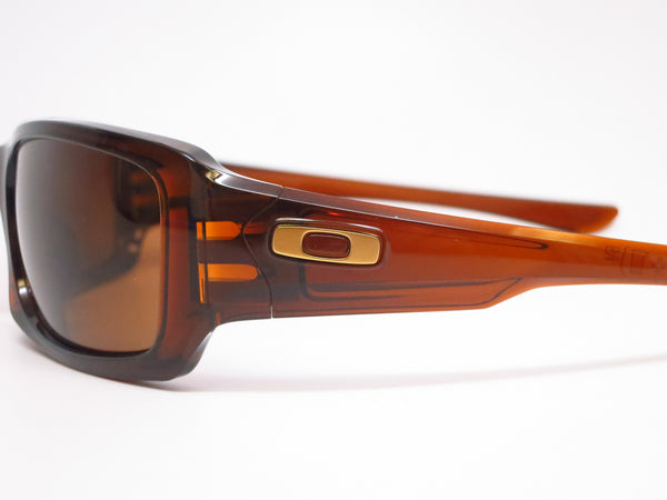 Oakley OO9238-07 Fives Squared Polished Rootbeer Sunglasses - Eye Heart Shades - Oakley - Sunglasses - 4