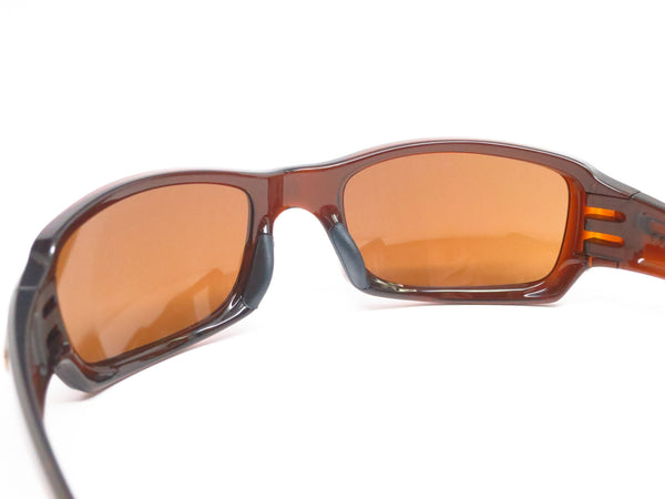 Oakley OO9238-07 Fives Squared Polished Rootbeer Sunglasses - Eye Heart Shades - Oakley - Sunglasses - 9
