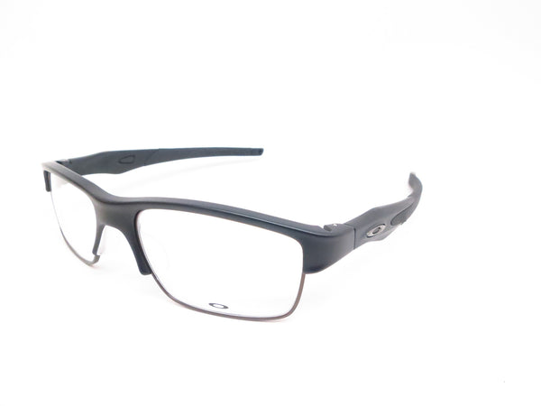 Oakley Crosslink Switch OX3128-0153 Satin Black Eyeglasses - Eye Heart Shades - Oakley - Eyeglasses - 1