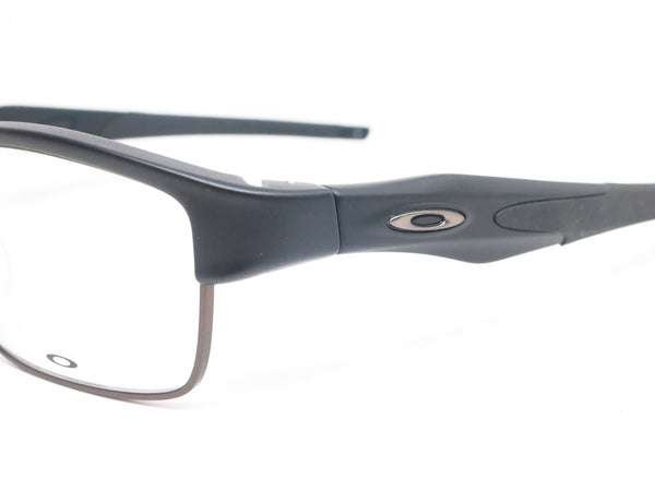 Oakley Crosslink Switch OX3128-0153 Satin Black Eyeglasses - Eye Heart Shades - Oakley - Eyeglasses - 3