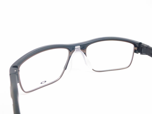 Oakley Crosslink Switch OX3128-0153 Satin Black Eyeglasses - Eye Heart Shades - Oakley - Eyeglasses - 8