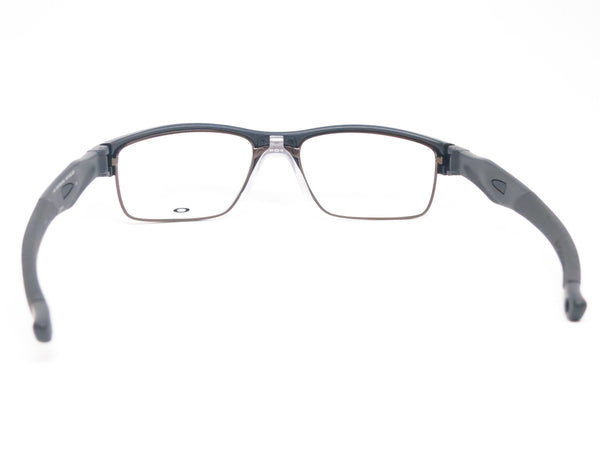 Oakley Crosslink Switch OX3128-0153 Satin Black Eyeglasses - Eye Heart Shades - Oakley - Eyeglasses - 9