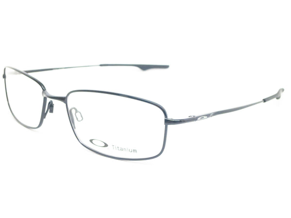 Oakley Keel Blade OX3125-0155 Polished Black Eyeglasses - Eye Heart Shades - Oakley - Eyeglasses - 1