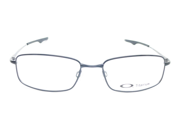 Oakley Keel Blade OX3125-0155 Polished Black Eyeglasses - Eye Heart Shades - Oakley - Eyeglasses - 2