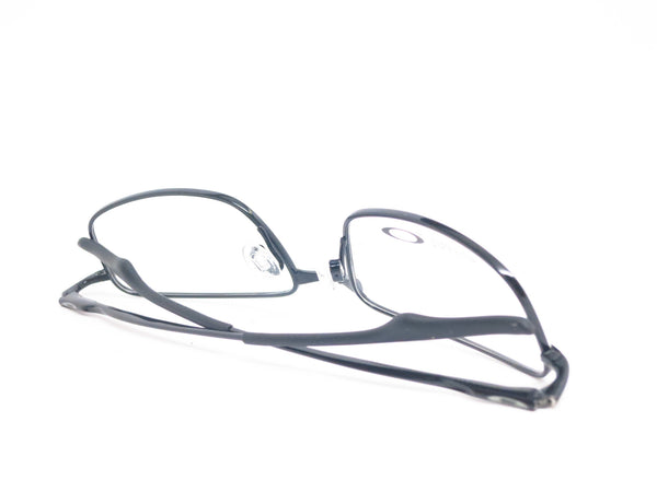 Oakley Keel Blade OX3125-0155 Polished Black Eyeglasses - Eye Heart Shades - Oakley - Eyeglasses - 8