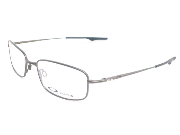 Oakley Keel Blade OX3125-0853 Pewter Eyeglasses - Eye Heart Shades - Oakley - Eyeglasses - 1