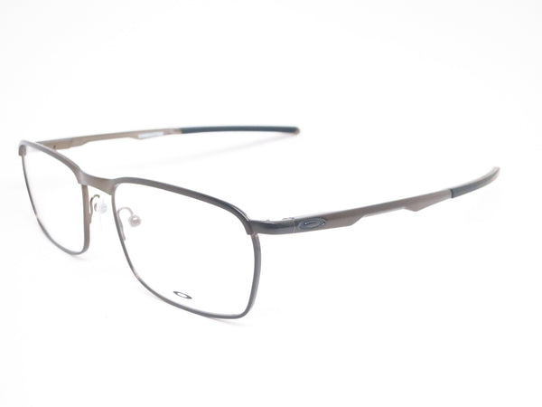 Oakley Conductor OX3186-0254 Pewter Eyeglasses - Eye Heart Shades - Oakley - Eyeglasses - 1