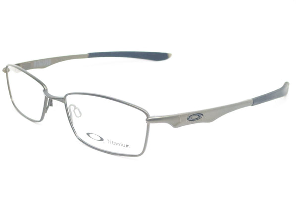 181a0df6e7 Oakley Wingspan OX5040-0353 Pewter Eyeglasses - Eye Heart Shades - Oakley -  Eyeglasses -