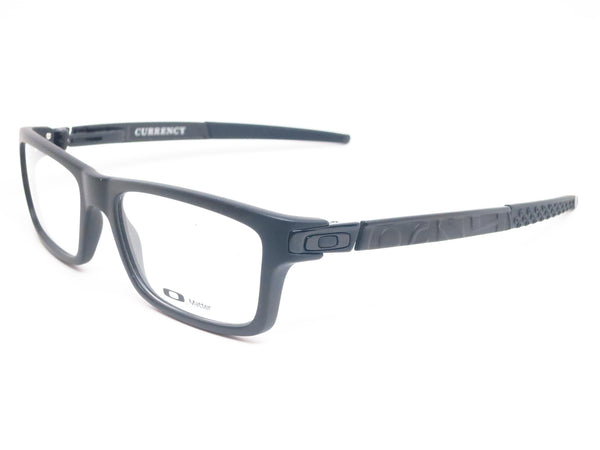 Oakley Currency OX8026-0154 Satin Black Eyeglasses - Eye Heart Shades - Oakley - Eyeglasses - 1