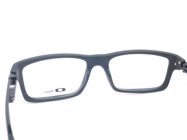 Oakley Currency OX8026-0154 Satin Black Eyeglasses - Eye Heart Shades - Oakley - Eyeglasses - 7