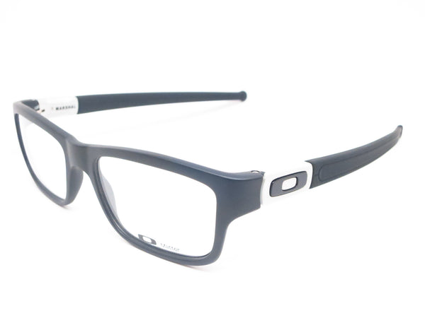 Oakley Marshal OX8034-0151 Satin Black Eyeglasses - Eye Heart Shades - Oakley - Eyeglasses - 1