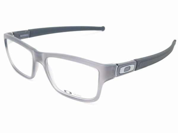 Oakley Marshal OX8034-0853 Grey Smoke Eyeglasses - Eye Heart Shades - Oakley - Eyeglasses - 1