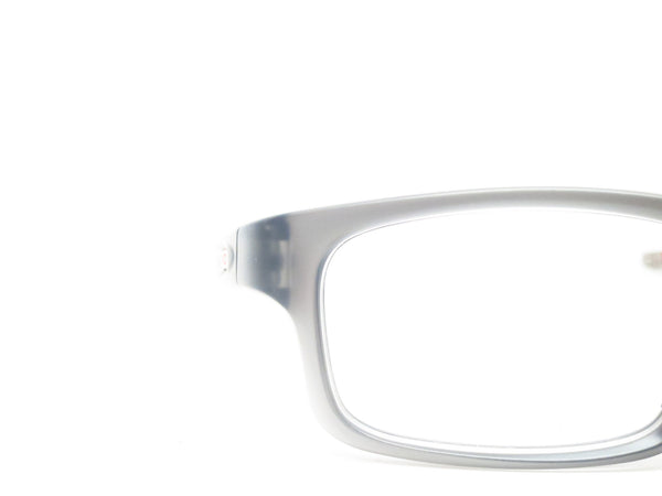 Oakley Crosslink Pitch OX8037-0652 Satin Grey Smoke Eyeglasses - Eye Heart Shades - Oakley - Eyeglasses - 4