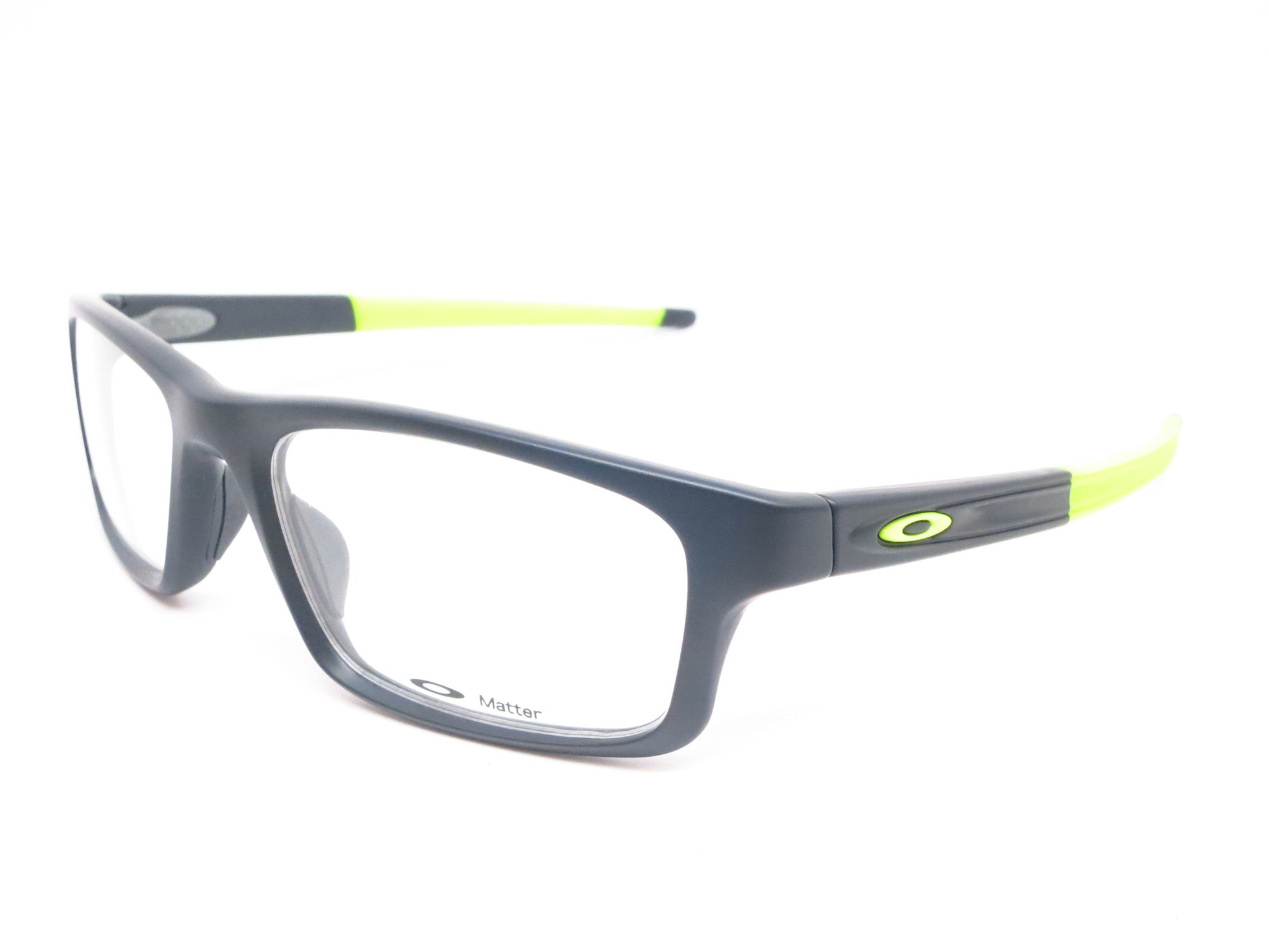 612f7c4b1c7 ... france oakley crosslink pitch ox8037 0954 satin black eyeglasses eye  heart shades oakley 18081 8f82c