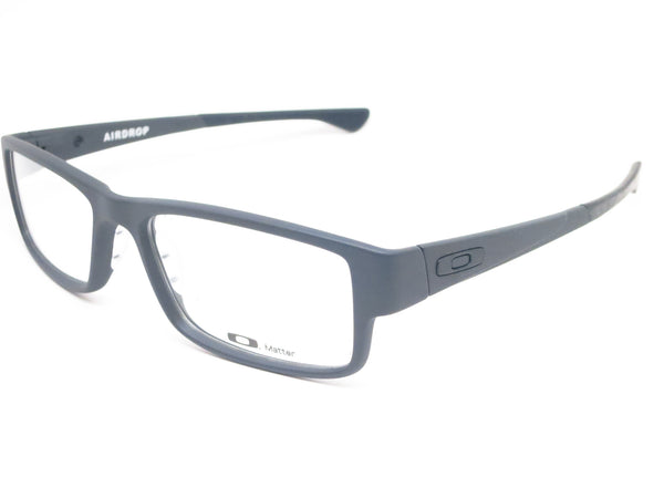 Oakley Airdrop OX8046-0155 Satin Black Eyeglasses - Eye Heart Shades - Oakley - Eyeglasses - 1