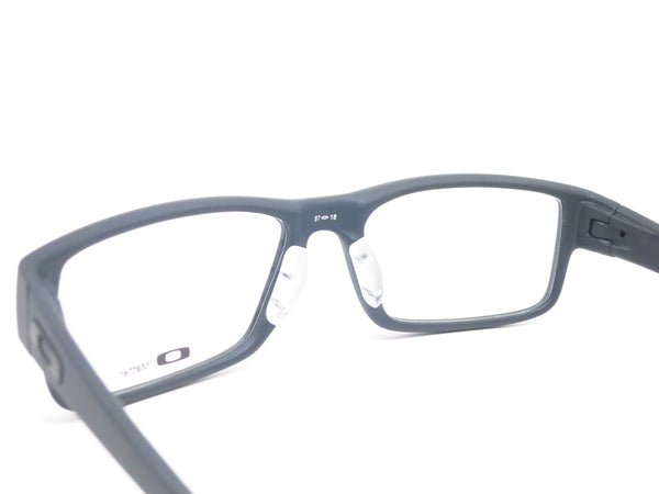 Oakley Airdrop OX8046-0155 Satin Black Eyeglasses - Eye Heart Shades - Oakley - Eyeglasses - 7