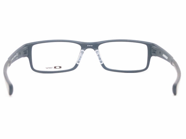 Oakley Airdrop OX8046-0155 Satin Black Eyeglasses - Eye Heart Shades - Oakley - Eyeglasses - 8