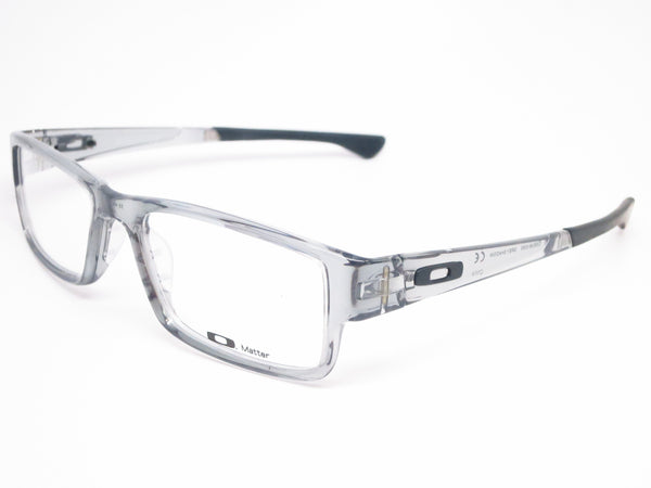 Oakley Airdrop OX8046-0355 Grey Shadow Eyeglasses - Eye Heart Shades - Oakley - Eyeglasses - 1