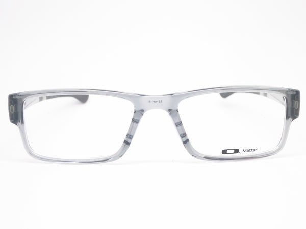 Oakley Airdrop OX8046-0355 Grey Shadow Eyeglasses - Eye Heart Shades - Oakley - Eyeglasses - 2