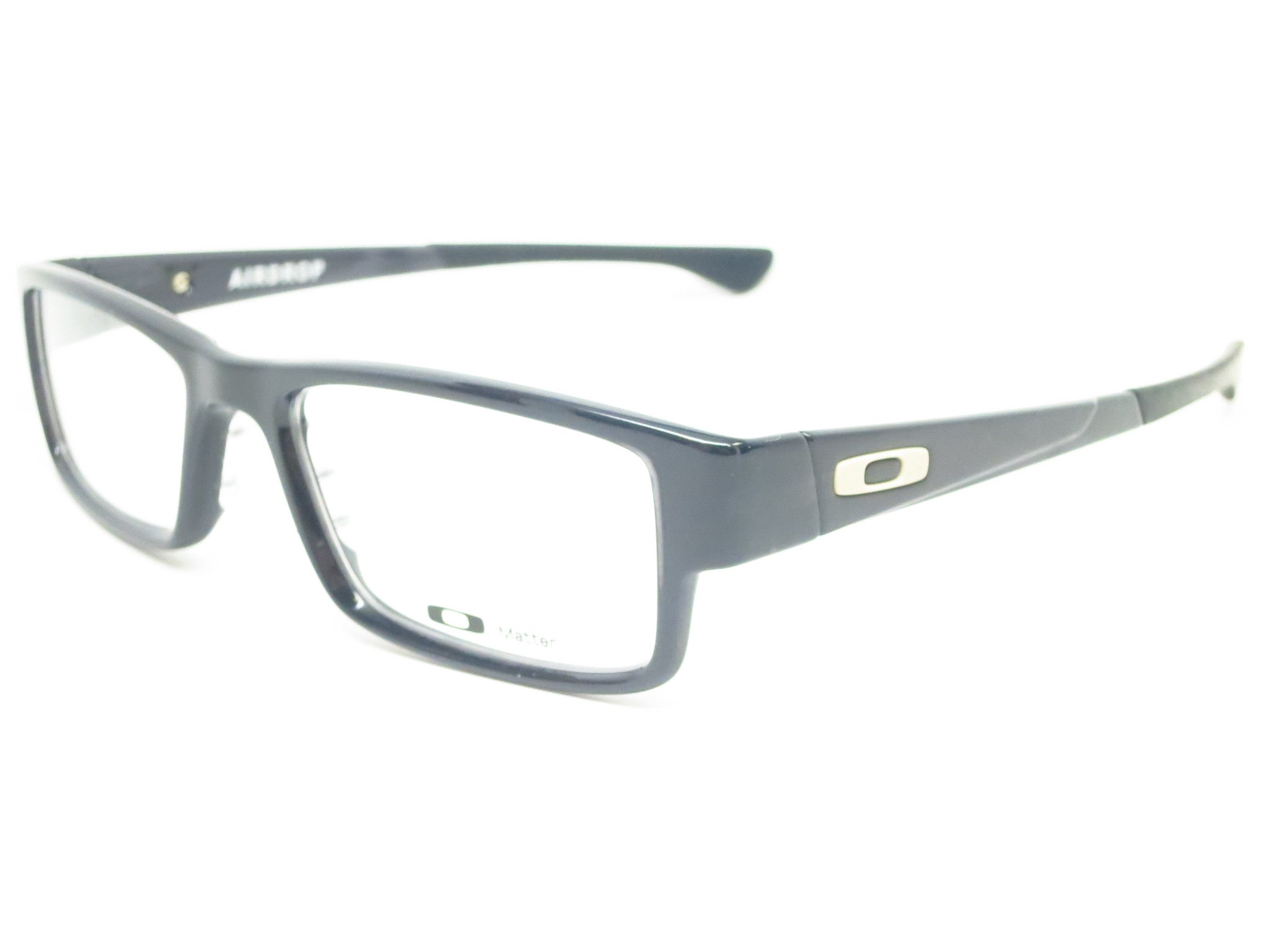 14004ba0fdc Copy of Oakley Airdrop OX8046-0255 Black Ink Eyeglasses - Eye Heart Shades  - Oakley ...