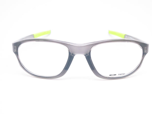 Oakley Crosslink Strike OX8048-0256 Grey Smoke Eyeglasses