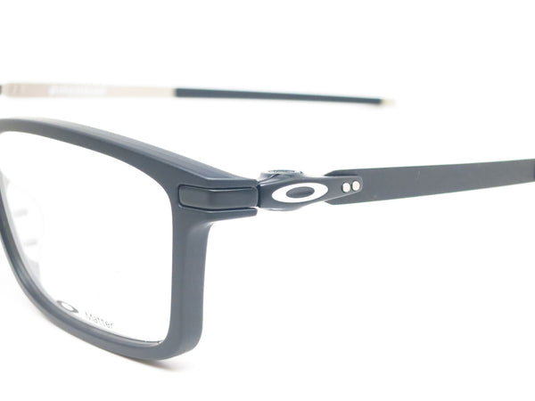 Oakley Pitchman OX8050-0155 Satin Black Eyeglasses - Eye Heart Shades - Oakley - Eyeglasses - 3