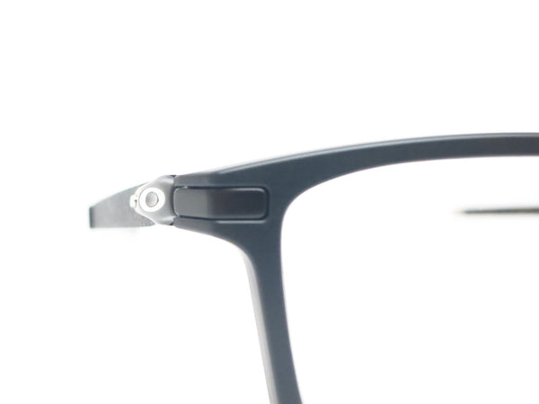 Oakley Pitchman OX8050-0155 Satin Black Eyeglasses - Eye Heart Shades - Oakley - Eyeglasses - 4