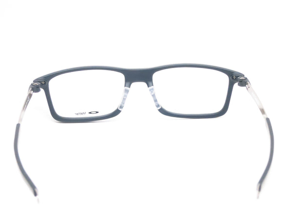 Oakley Pitchman OX8050-0155 Satin Black Eyeglasses - Eye Heart Shades - Oakley - Eyeglasses - 9