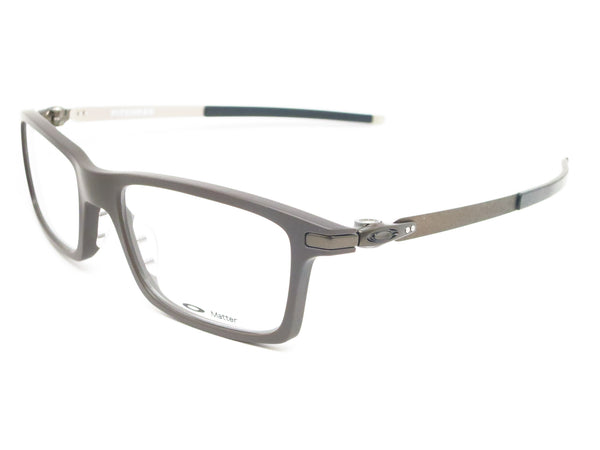Oakley Pitchman OX8050-0453 Satin Brownstone Eyeglasses - Eye Heart Shades - Oakley - Eyeglasses - 1