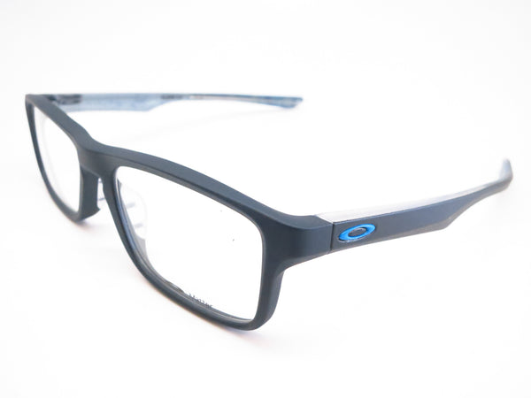 Oakley Plank 2.0 OX8081-01 Satin Black Eyeglasses - Eye Heart Shades - Oakley - Eyeglasses - 1
