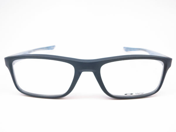 Oakley Plank 2.0 OX8081-01 Satin Black Eyeglasses - Eye Heart Shades - Oakley - Eyeglasses - 2