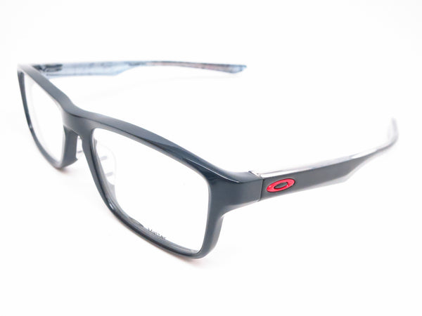 Oakley Plank 2.0 OX8081-02 Polished Black Eyeglasses - Eye Heart Shades - Oakley - Eyeglasses - 1