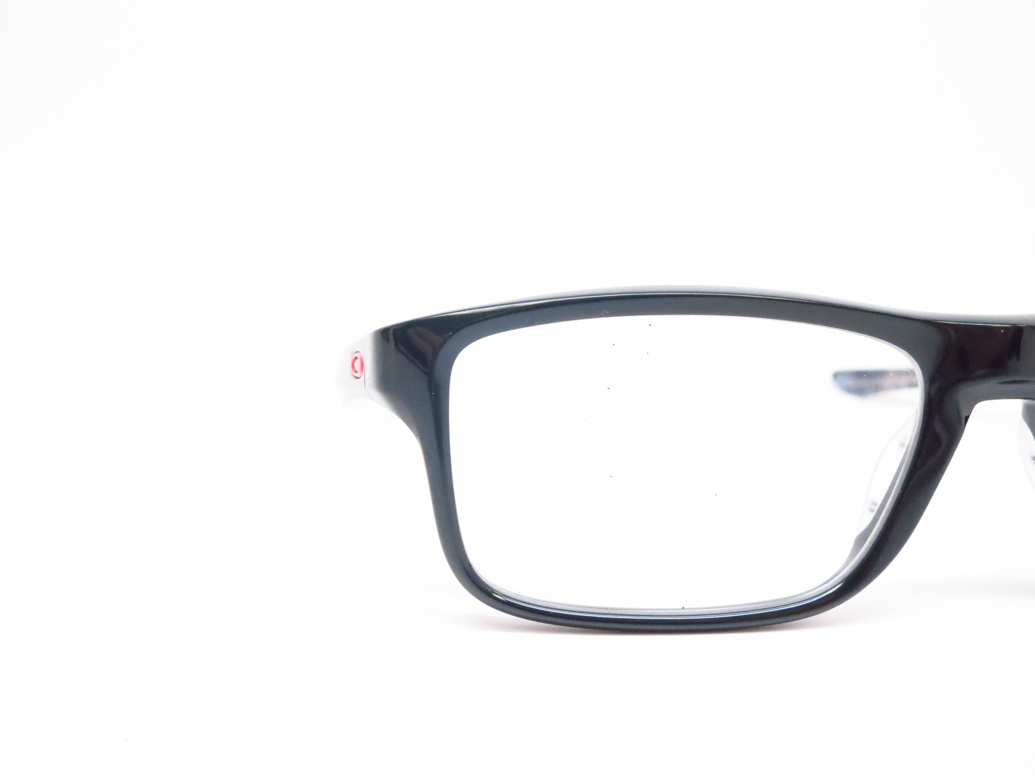 a038401c5bf ... Oakley Plank 2.0 OX8081-02 Polished Black Eyeglasses - Eye Heart Shades  - Oakley ...
