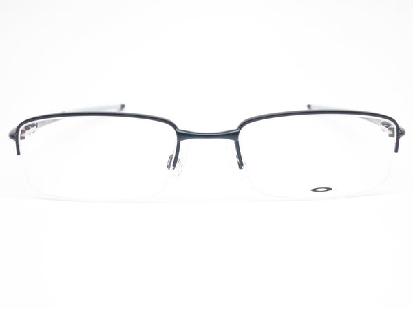 Oakley Rhinochaser OX3111-0254 Satin Black Eyeglasses - Eye Heart Shades - Oakley - Eyeglasses - 2