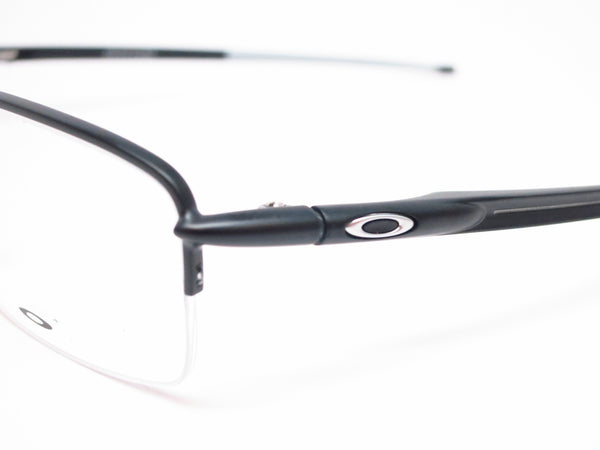 Oakley Rhinochaser OX3111-0254 Satin Black Eyeglasses - Eye Heart Shades - Oakley - Eyeglasses - 3
