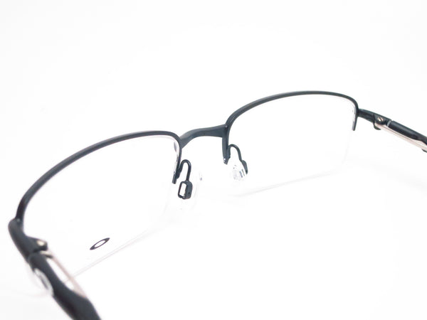 Oakley Rhinochaser OX3111-0254 Satin Black Eyeglasses - Eye Heart Shades - Oakley - Eyeglasses - 6