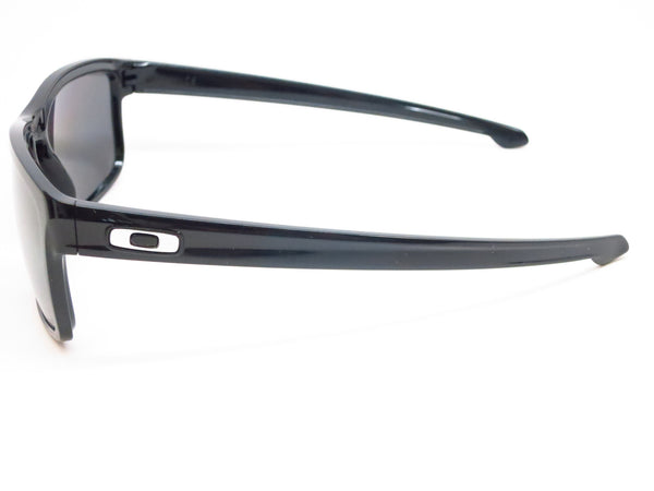 Oakley Sliver OO9292-09 Polished Black Polarized Sunglasses - Eye Heart Shades - Oakley - Sunglasses - 3